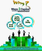 Equity Researcher Jobs in Ways2Capital Indore