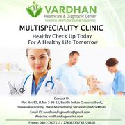 Our  Diagnostics Specialty in West Marredpally