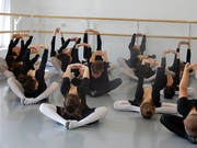 Russian Ballet workshop  on Jan 24th and 25th 2018 in Chennai