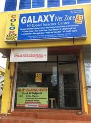 Good running Net Cafe ,  Xerox Shop  and NSDL Pan Center Sales