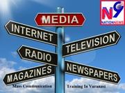 Mass Communication Courses in Varanasi
