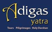 Job openings in Adigas yatra - Travel & Tourism