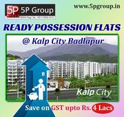Buy Luxury flats in Badlapur