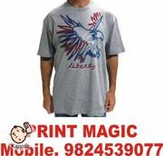 t-shirt printing in ahmedabad M. 9824539077