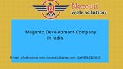 magento Development Company in Delhi