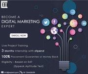 EIT certified Digital Marketing Training Institute