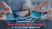 Importance of Responsive Web Design to Grow Your Business