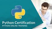 Best Python Online Training |Python Online Course & Certification