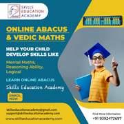 Skill Development Program l Abacus,  Vedic Math & IAA