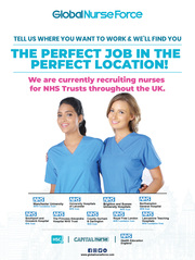 Nurses in the UK