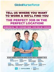 Nurse Recruitment Services in Kerala