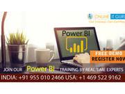 power bi training   power bi course   OnlineITGuru