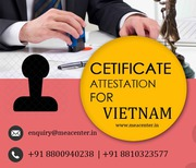 we are provides all types of document/certificate attestation services