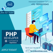 Hire PHP Developers at Ahmedabad,  India